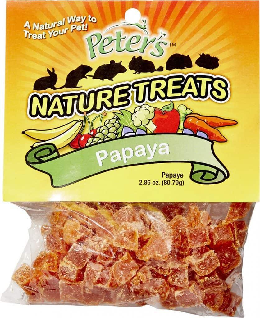 Peter's Papaya Nature Treats