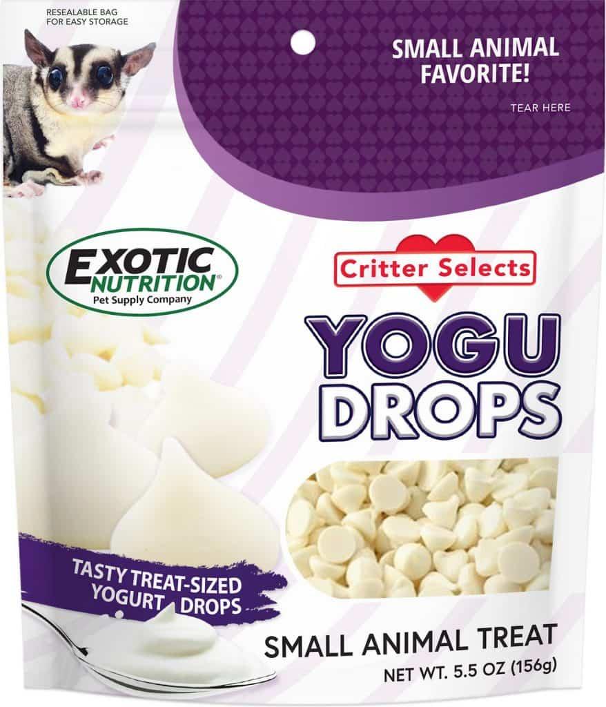 Yogu Drop Treats