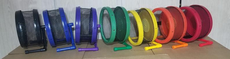 Raptor Wheel for Sugar Gliders