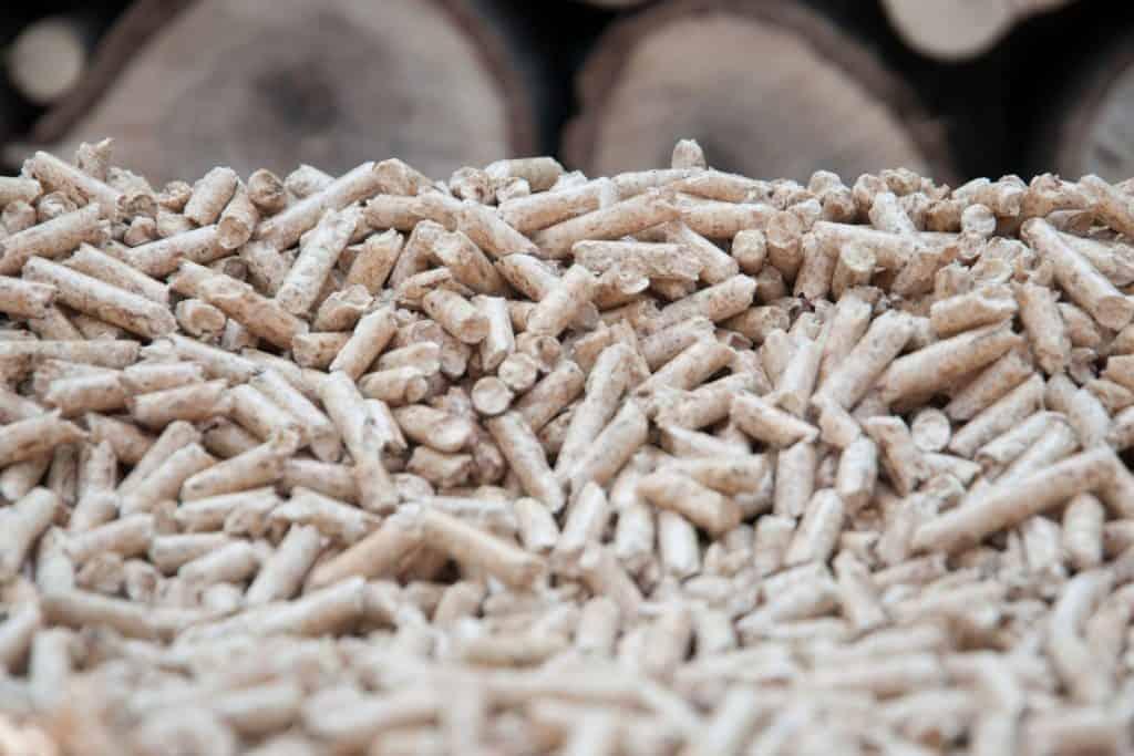 pine pellets to help remove sugar glider cage odor